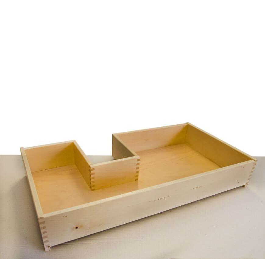 Schublade Type F