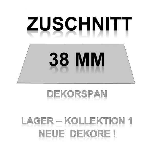 Zuschnitt K1 - 38mm